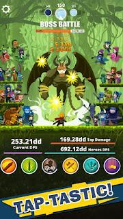 Download Mod Tap Titans V3.0.6 Apk Data