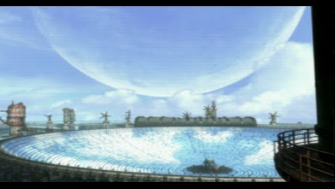 Final Fantasy VIII, Fisherman's Horizon Solar Array