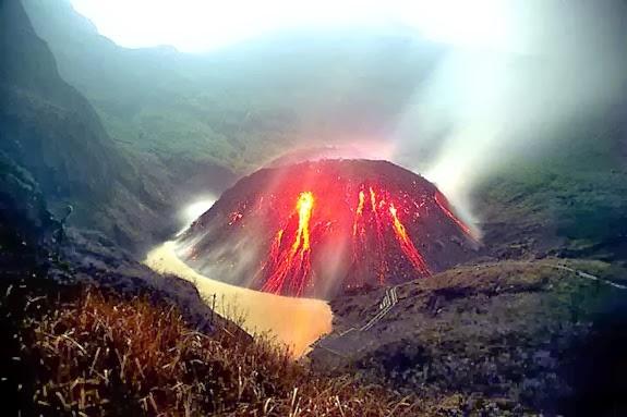 GAMBAR + FOTO GUNUNG KELUD MELETUS 2014 Berita Bencana Alam Indonesia Terbaru