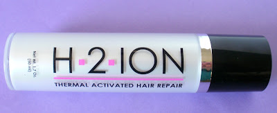 Deep Conditioning, Hair Repair, H20 Ion