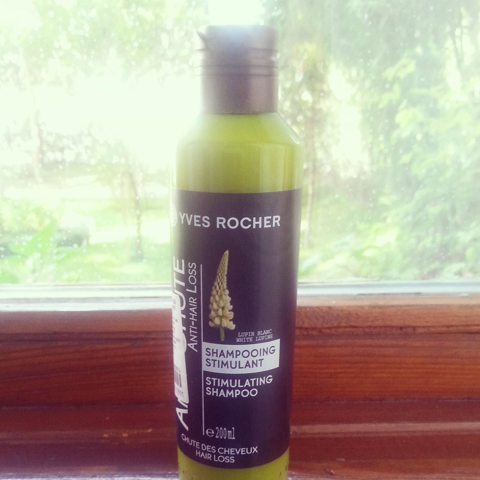 instagram yves rocher şampuan shampoo saç dökülmesi güzellik blogu beauty blog hair