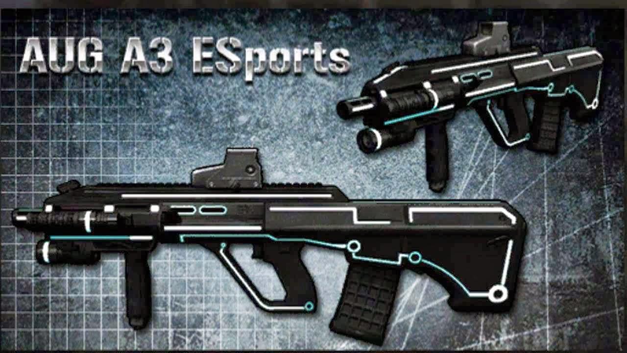 AUG A3 Esports Ext.