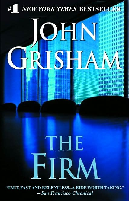 Book Review The Firm By John Grisham Buddy2blogger
