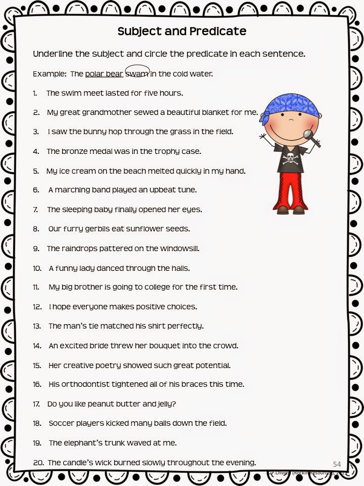 Help students write better sentences :) | School - Learning/Activitie ...