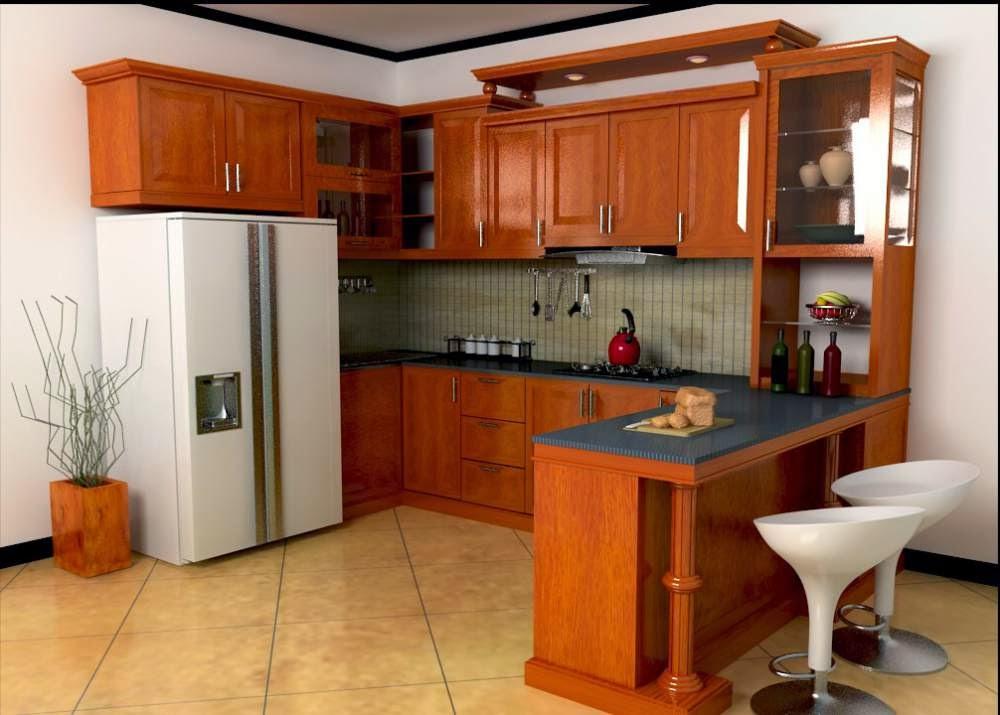 Jasa pembuatan kitchen set minimalis di jakarta jual for Biaya membuat kitchen set