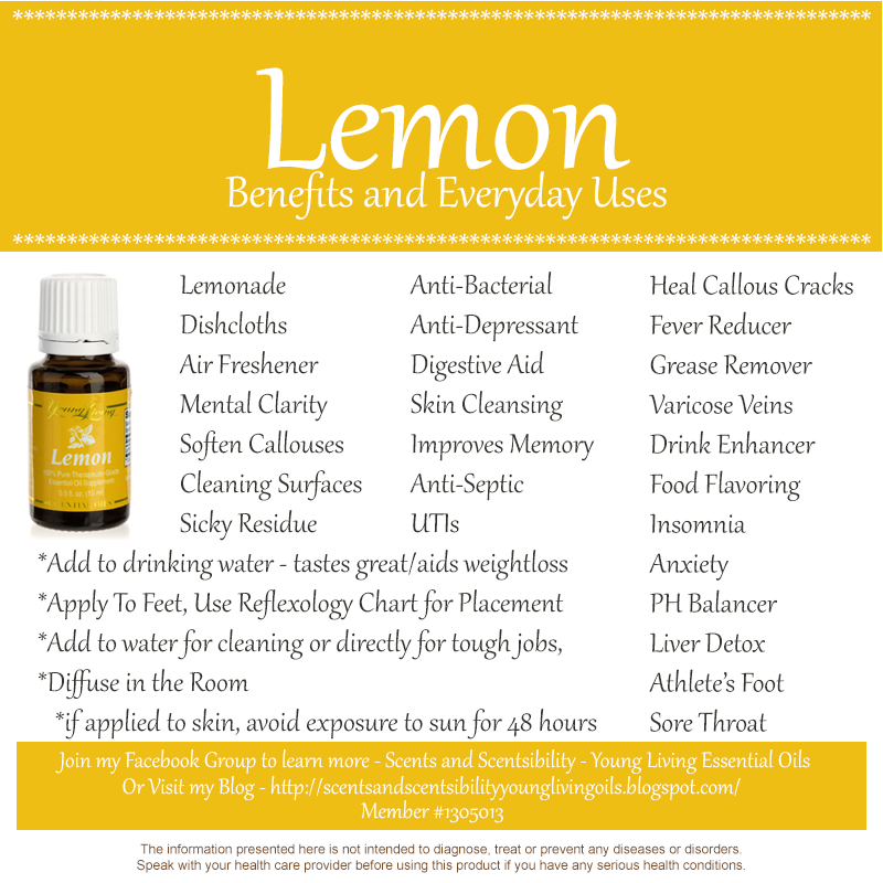 Young Living Eucalyptus Essential Oil Young Living 39 s Lemon Essential