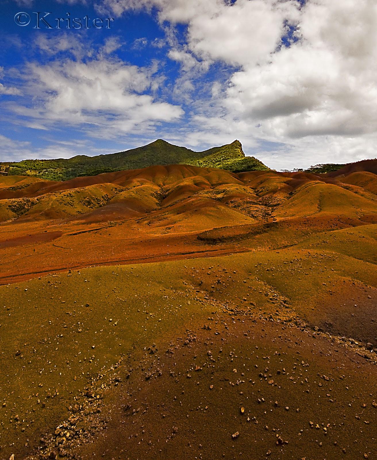 the seven colors earth  mauritius  beautiful and unusual