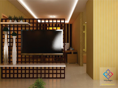 Desain Interior Ruang Rawat Inap Pasien VVIP Rumah Sakit Panti Rapih Yogyakarta Gambar 4
