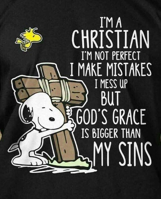 I'm a Christian...