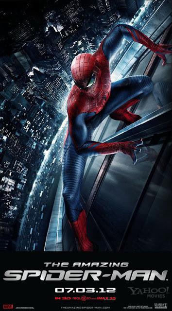 Nuevo Poster El Asombroso Hombre Araña