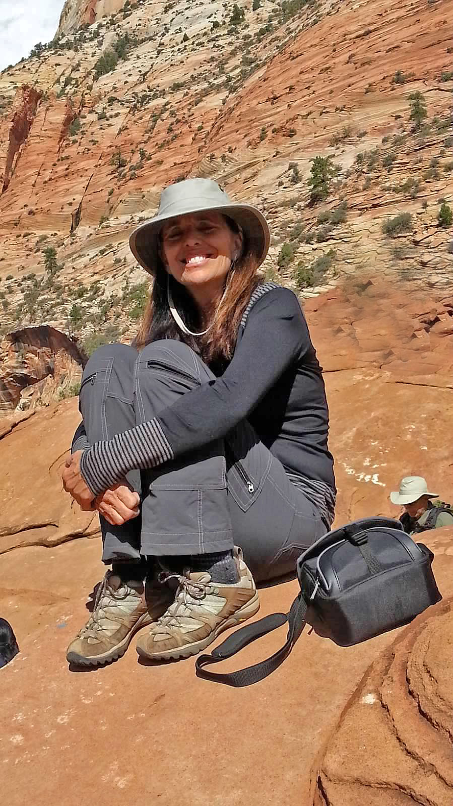 Me in Zion 2015