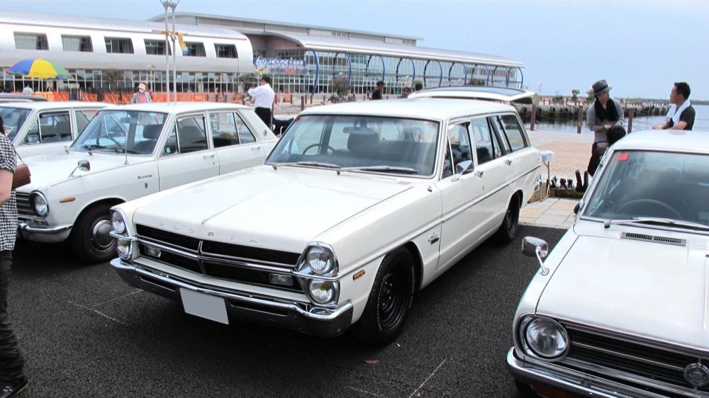 Nissan Gloria Wagon A30