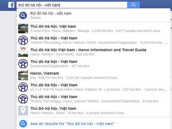 Quảng Bình, Khó Khăn Bảo Mật Facecbook 1