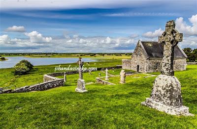 Clonmacnoise Irlandia