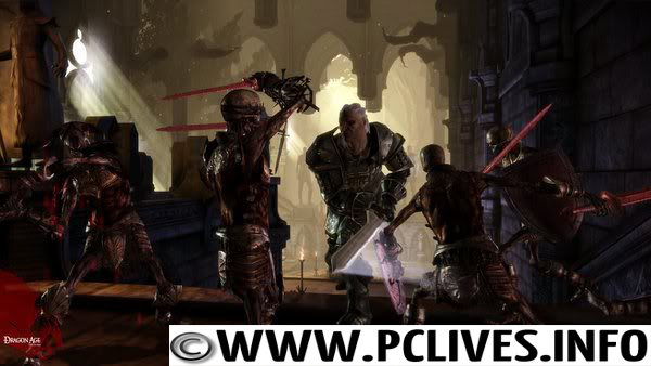[Pc Game] Dragon Age Origins cracked version