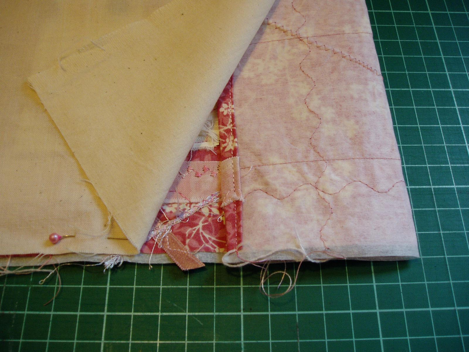Arlin Book Cover Material : Charlotte scott textile artist fabric book cover tutorial