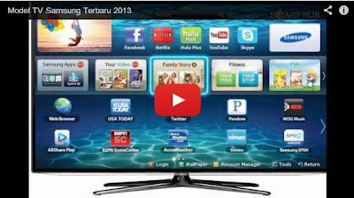 Model TV Samsung Terbaru
