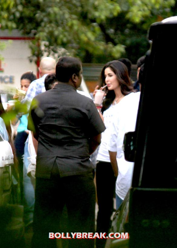 Katrina Kaif - (11) - Special screening of 'Ek Tha Tiger' at Yashraj Studio