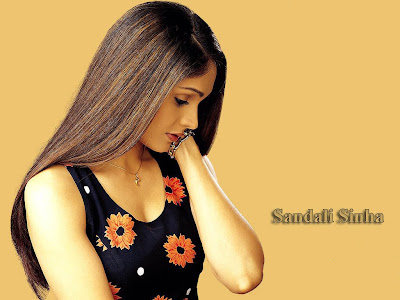 Sandali Sinha sexy picture