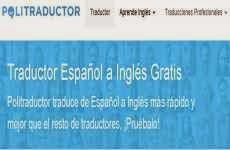 Politraductor: traductor online de 30 idiomas gratuito