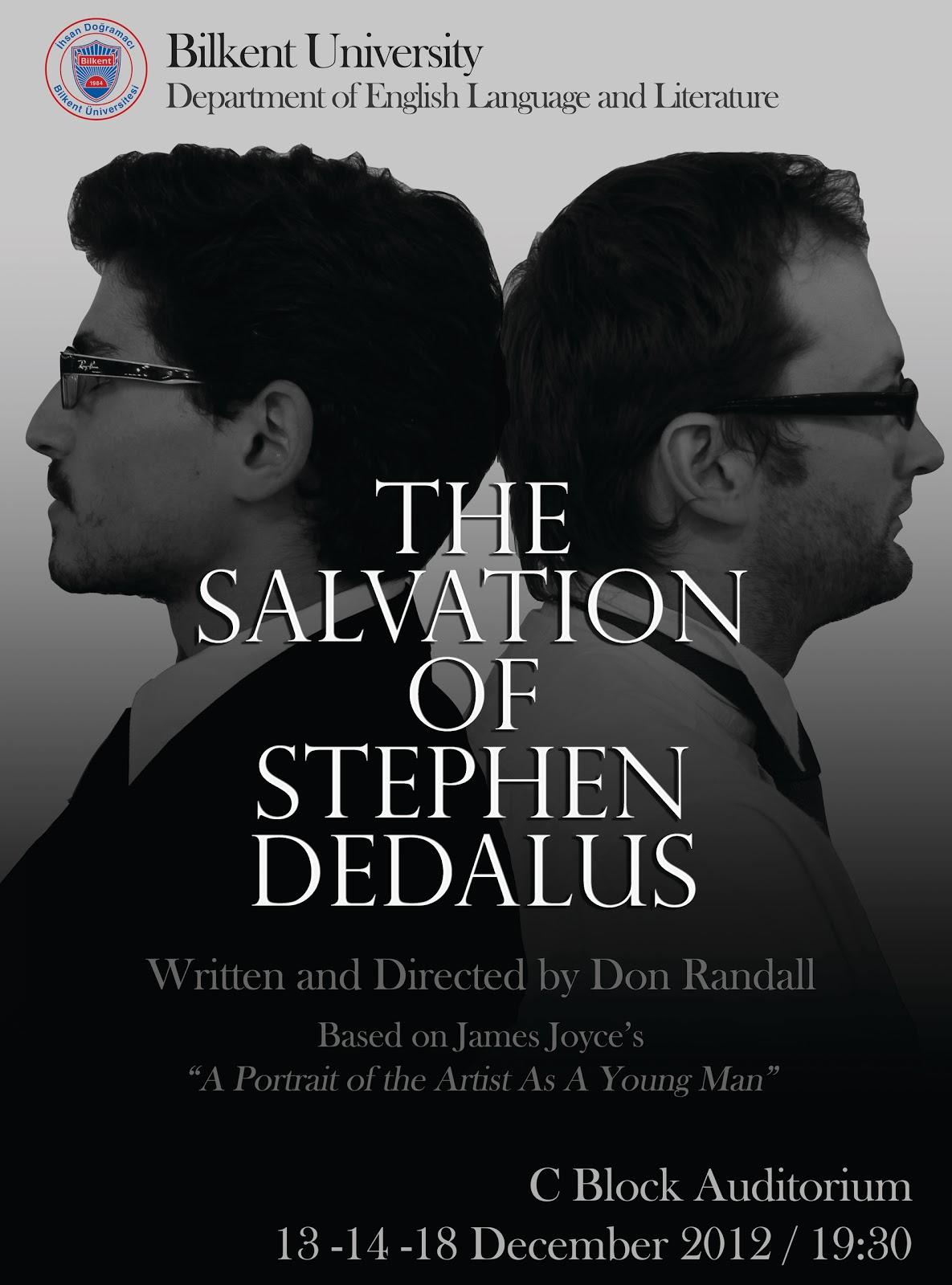 Stephen dedalus