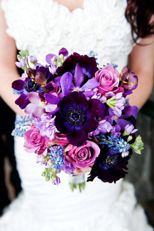 Wedding ideas blog lisawola amazing wedding flower ideas for Best flowers for wedding bouquet