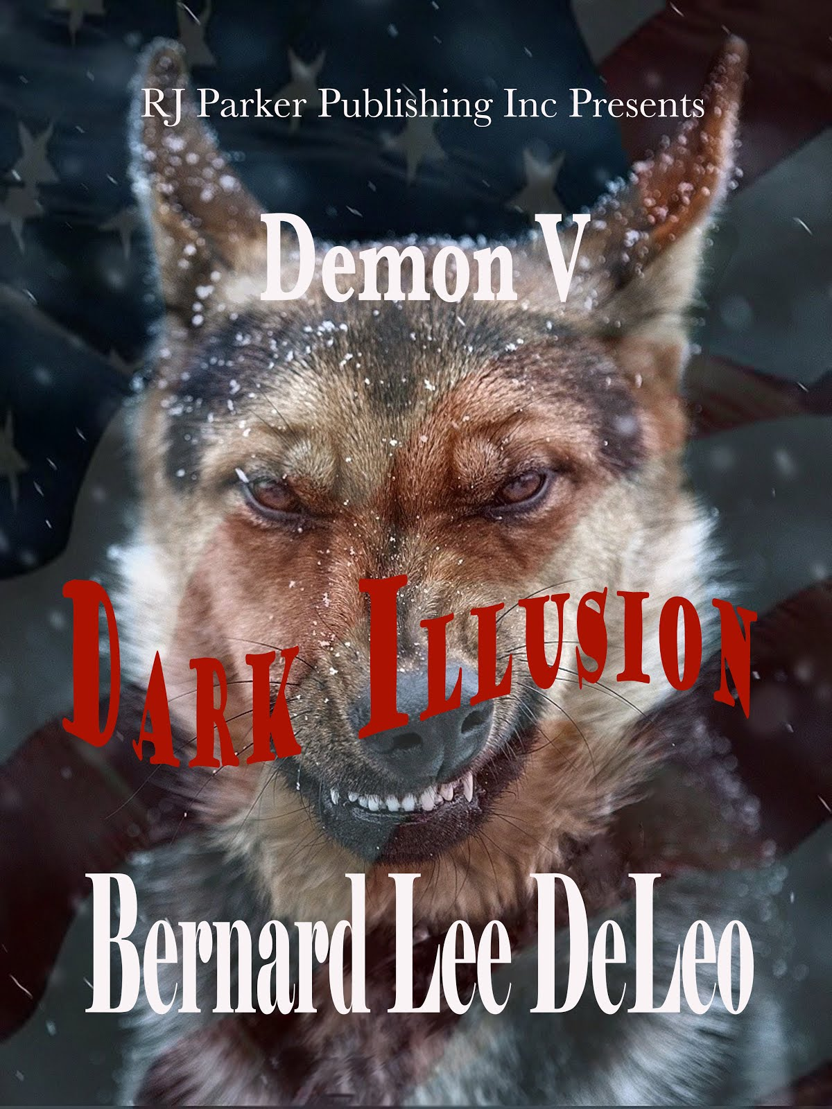 Demon Book 5: Dark Illusion
