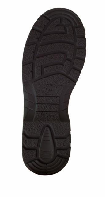Ampliar imagen con el detalle de la suela del Zapato Antideslizante Niza - DIAN