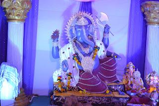 Shree Ganapati Murty In Surat City ( Chauta Bazar )