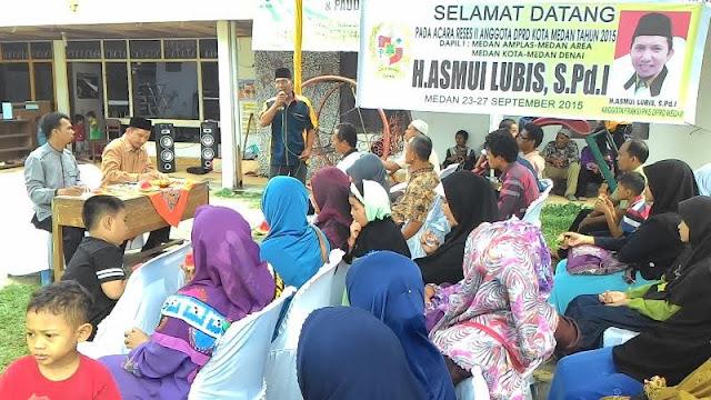 Warga Medan Denai Dambakan Sarana Permainan Edukatif Anak