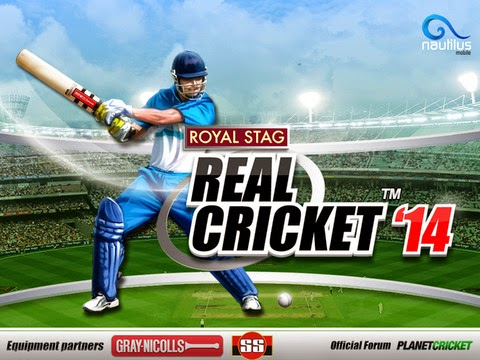 Real Cricket™ 14 for iPhone and iPad