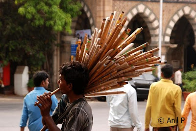 Street Vendors In Mumbai