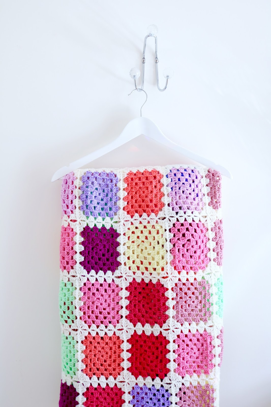 How To Crochet A Granny Square Easy Beginners Tutorial