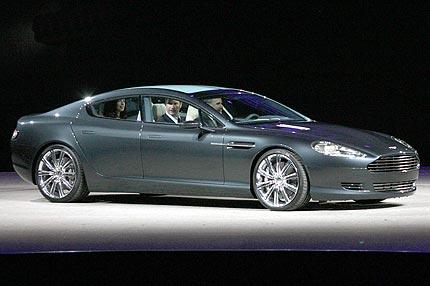 Aston Martin on Aston Martin Rapide Best Image   Everlasting Car