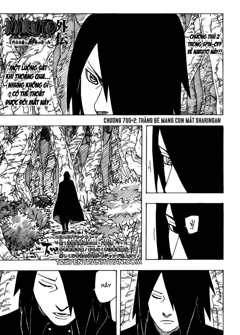 Naruto Gaiden – Hokage Đệ Thất chap 2 Trang 2