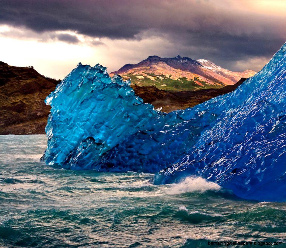 Crystal Blue Ice