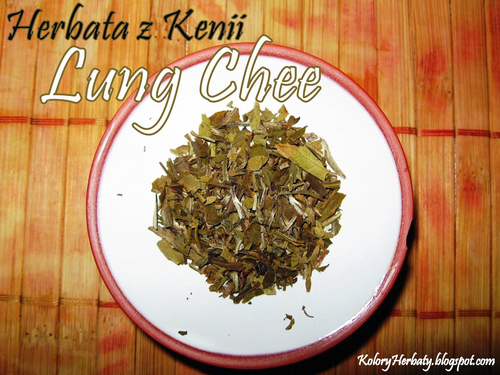 biała herbata Kenia Lung Chee