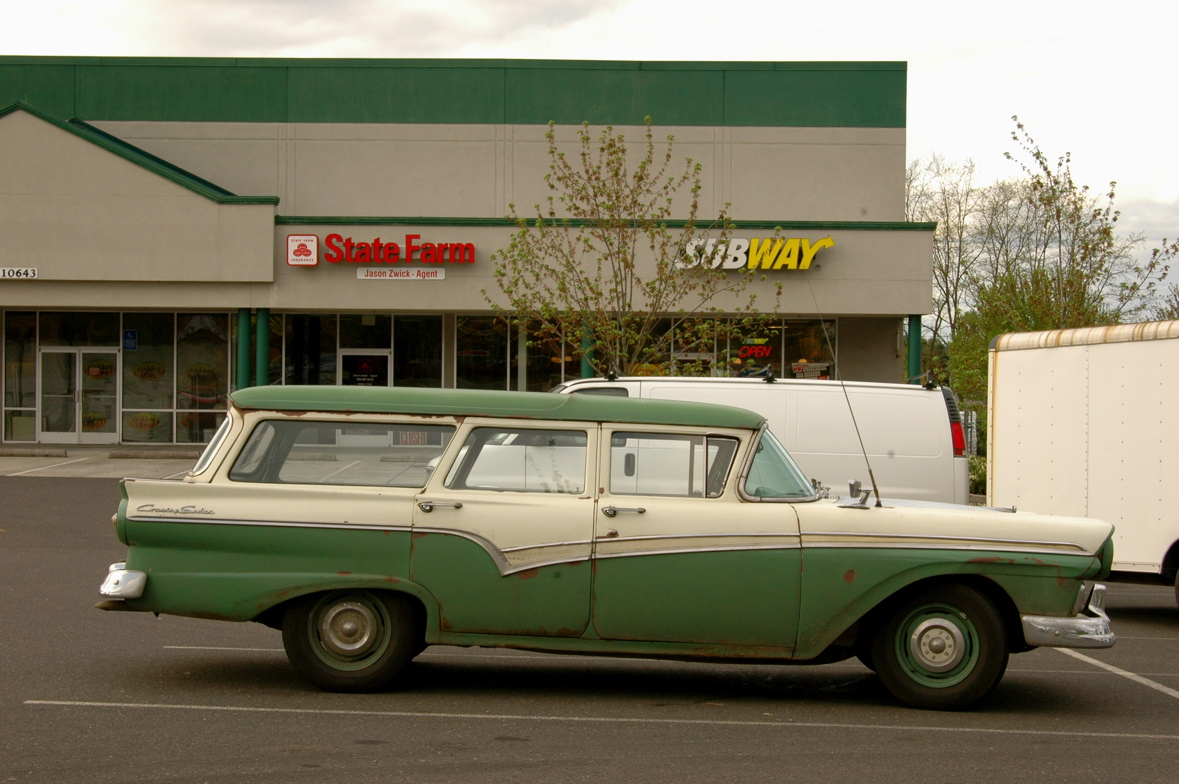 1957 Ford Station Wagons For Sale Used On Oodle Html Autos Post