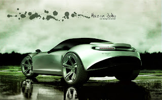 Hybrids Cars Concept
