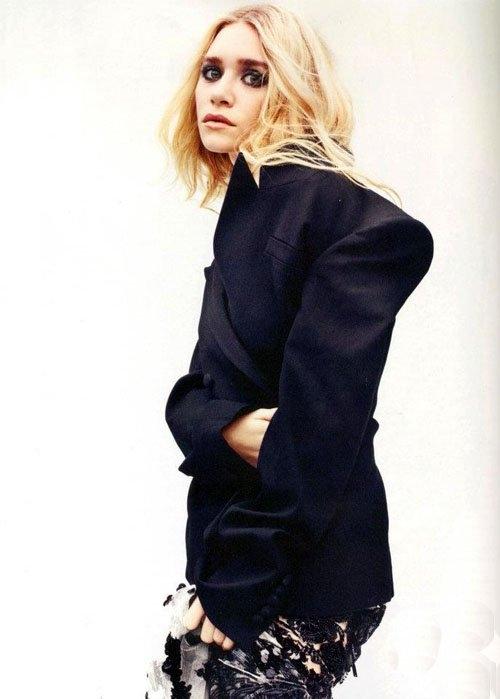 Fashion Oulala: Mary-Kate and Ashley Olsen Cover Elle UK ...