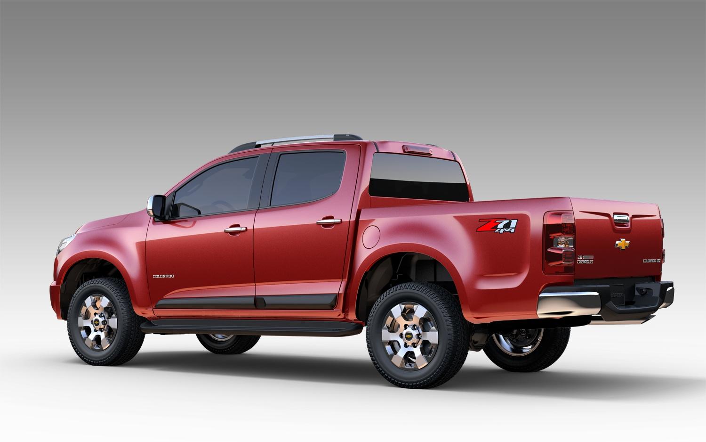 Pick Up Colorado 2014 Price | Autos Weblog