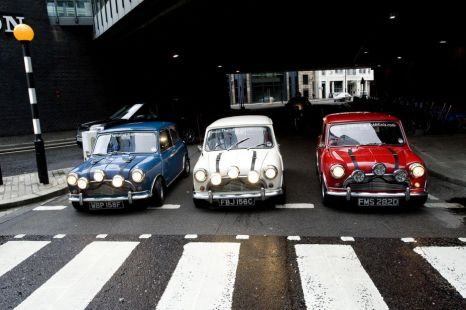Used Mini Coopers >> Keeping it Reel: The Italian Job and The Mini Cooper
