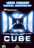 Cube (1997) online y gratis
