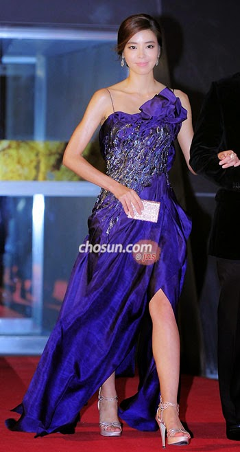 Kim Gyu Ri (김규리, 金圭丽 Jīn guī lì) - 16th Busan ​​International Film Festival (BIFF 2011) on 06 October 2011
