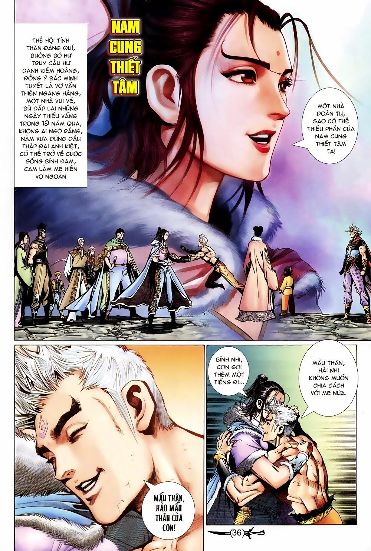 Thần Binh Huyền Kỳ II Chap 100 - Trang 34