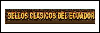 SELLOS CLÁSICOS DEL ECUADOR