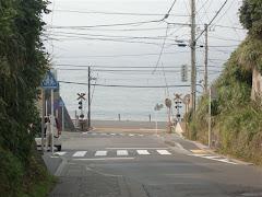 七里ヶ浜・日坂
