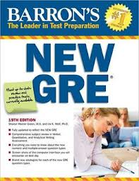 Barrons GRE [PDF] 19th Edition Download