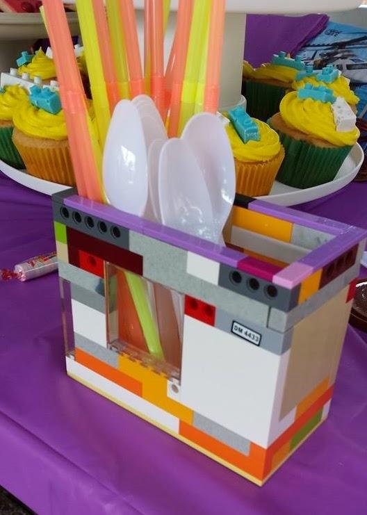 Ms Nancy S Nook Quot Build Quot A Lego Amp Lego Friends Party