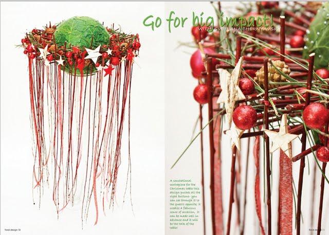 Журнал флористика и дизайн